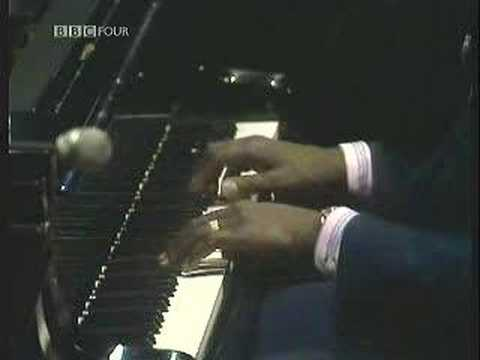 Oscar Peterson Interview with Andre Previn Part 3
