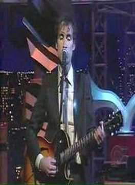 "Andrew Bird on Letterman ""plasticities"""