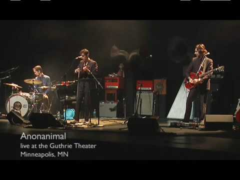 "Andrew Bird - ""Anonanimal"" - Live at The Guthrie Theater"