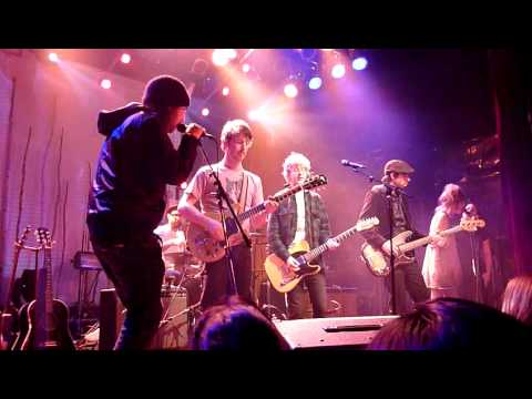 "Broken Social Scene - ""Love Is New"" at the Andy Kim Christmas Show"