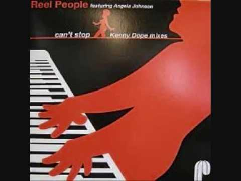 Reel People - Can`t Stop (Kenny Dope Remixe)