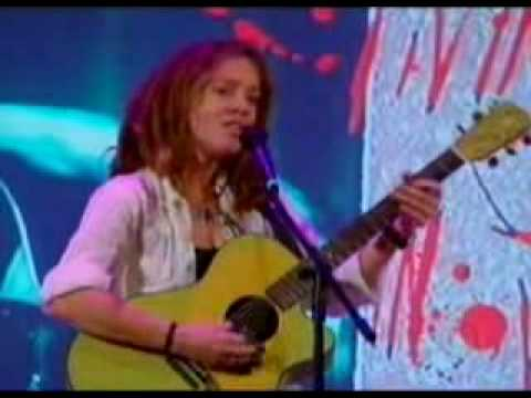"Ani DiFranco - ""Evolve"" no Programa do Jô"