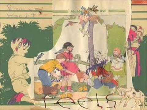 "Animal Collective`s ""Banshee Beat"" (studio)"