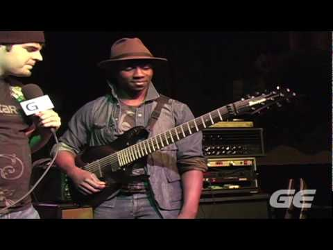 Backstage With... Tosin Abasi of Animals as Leaders