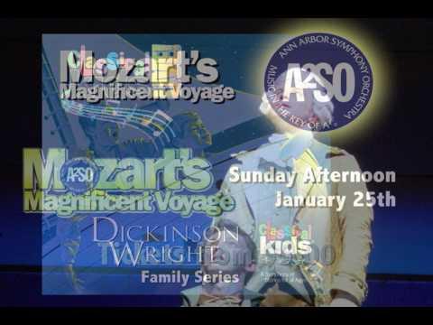 Mozart`s Magnificent Voyage