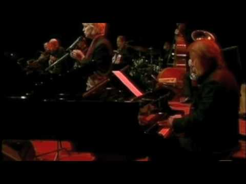 Like an angel passing through my room (live) - Anne Sofie Von Otter, Benny Anderssons Orkester