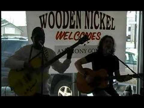 2007 Anthony Gomes At Wooden Nickel Music