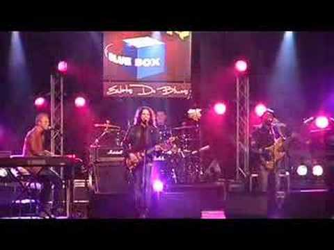 Anthony Gomes part 2a Live in France 30/03/07 Billy Montigny