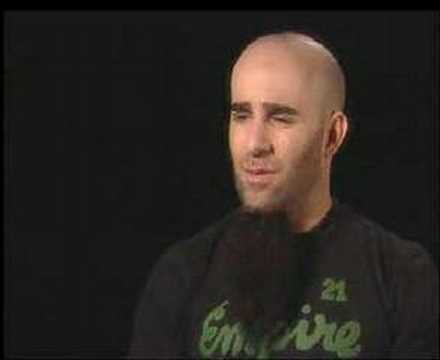 Scott Ian of Anthrax on playing with Stryper