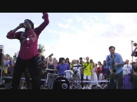 Antibalas Afrobeat Orchestra (part 2)