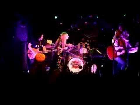 Antigone Rising IS Fleetwood Mac - The Chain