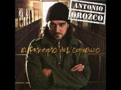 Antonio Orozco - Sin ti (El principio del comienzo)