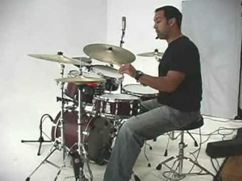 Antonio Sanchez Left Foot Kit Clave Instructional