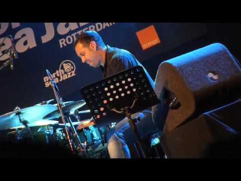 northsea jazz 2007 Joshua Redman - Antonio Sanchez on drums