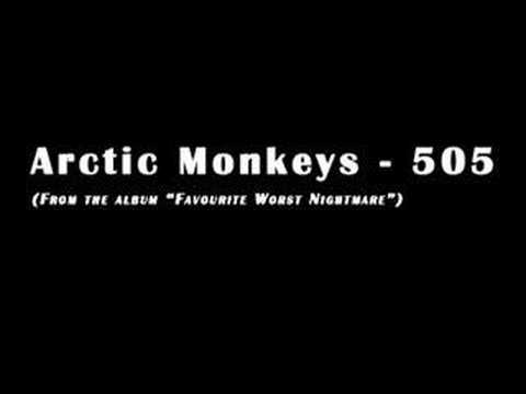 Arctic Monkeys - 505