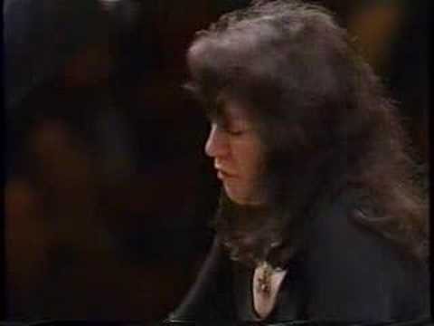 Martha Argerich Chopin Piano Concerto1 4/4