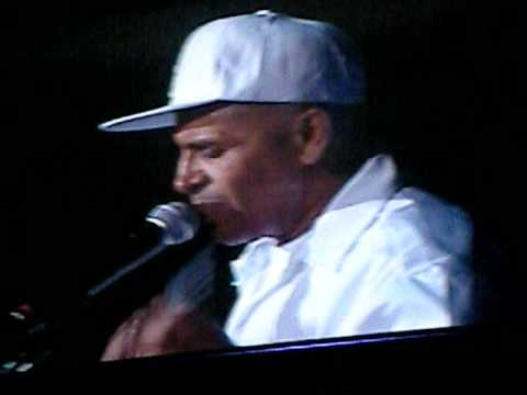 MC Magic at Art Laboe Show 9/12/09 PART 2