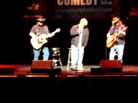 Artie Lange at the Beacon Theatre with Willie & Todd From The LI Street Survivors