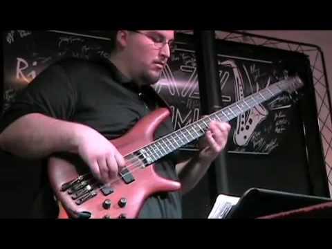 """A NIght In Tunisia"" (Latin-Funk-Swing) Jose Valentino, Florian Visan, Matt Bokulic, JT Thomas"