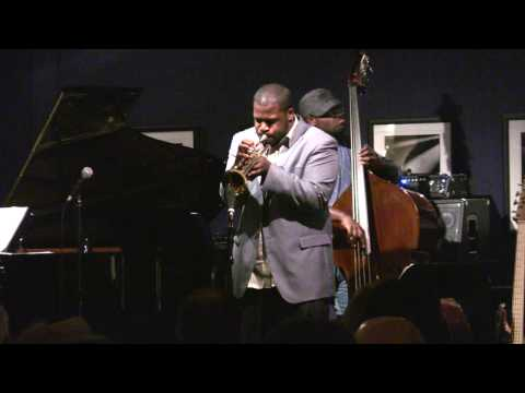 "James Ross @ Keyon Harrold (Trumpet) - ""Between The Sheets"" - JAZZ - Imogen Heap"