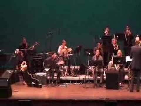 Cal Poly Jazz Band-UNC Greeley Jazz Festival-Latin Style