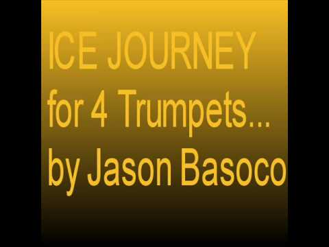 Trumpet quartet movie soundtrack!