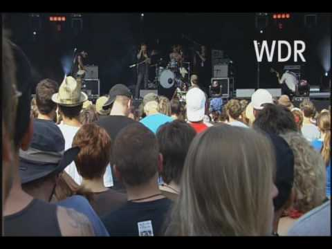Asaf Avidan & the Mojos - Empty Handed Saturday Blues (live at Haldern Pop Festival 2009).