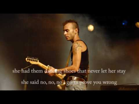 Asaf Avidan - Ghost Before The Wall + Lirics