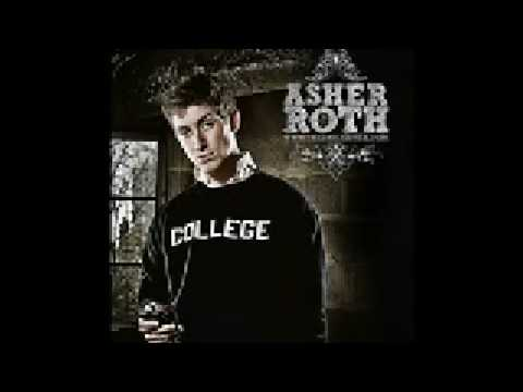 Asher Roth - I Love College With Lyrics