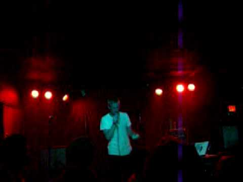 Astronautalis - Justin Bieber Freestyle live @ Jack Rabbit`s (5/20/10)