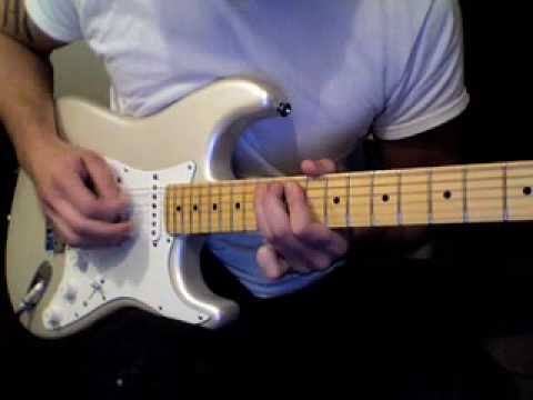 Atlanta Rhythm Section- Spooky solo cover