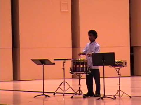Jay- ASO Snare Drum Competition- Division II Final Round II