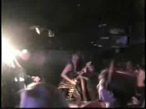 Randy Rhoads Tribute Band - Crazy Train - Randy Chambers 2008