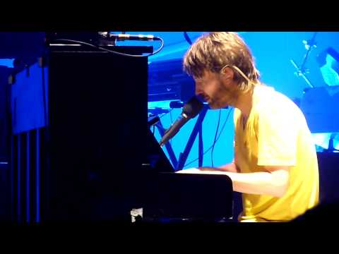 Thom Yorke and Atoms For Peace - The Daily Mail FULL BAND - Citi Wang Theatre Boston 2010-04-08 HD