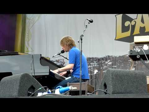 Thom Yorke - Latitude Festival 2009 - Atoms For Peace