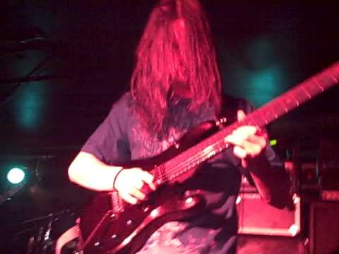 Atticus Metal Tour; All Shall Perish; Jason Richardson guitar solo