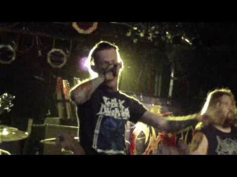 Carnifex-Hell Chose Me and My Heart In Atrophy LIVE!!!