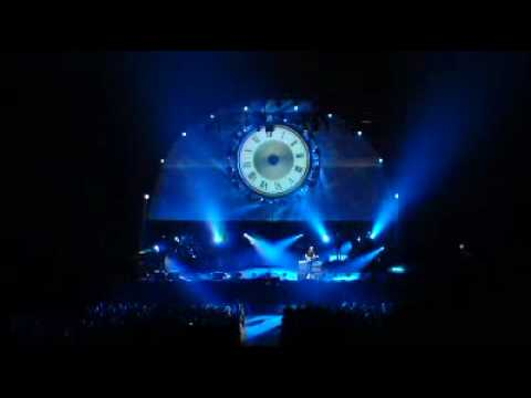 "Australian Pink Floyd Show Wrocław 2010 ""Time"" The Dark Side of The Moon (1973)"