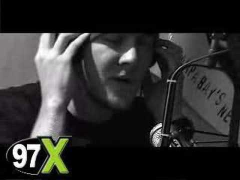 97X In-Studio Performance - Authority Zero (One More Minute)