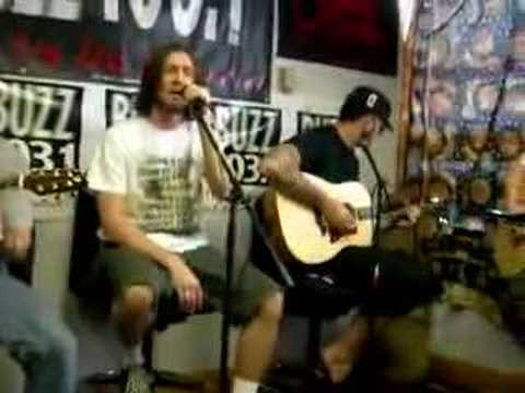 "Authority Zero - ""Sirens"" (live acoustic)"
