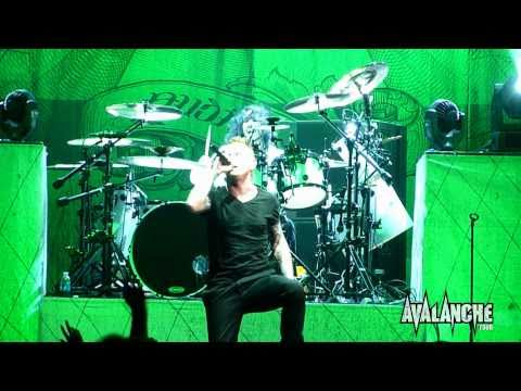 Stone Sour - Get Inside, Live @ Avalanche Tour, Ft. Wayne Indiana 3/29/2011