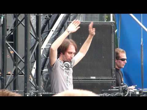 Karotte @ Awakenings Festival 27-06-2009 (Super? Flu - Roloch ) [HD]