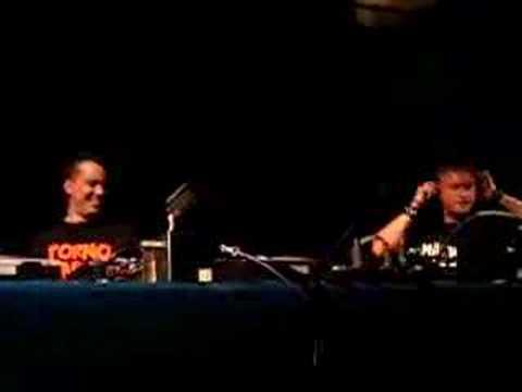 Sven Wittekind & Robert Natus at Awakenings 30.06.2007
