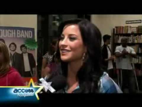 Joanna Pacitti on Access Hollywood 3/24/09