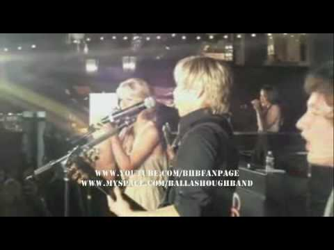 Ballas Hough Band - Live a the Grove w/ Julianne Hough