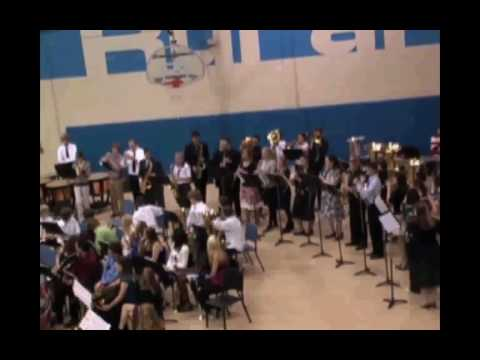 "WRHS ""Skimpy Dozen"" Polka Band - Holiday Concert 2009"