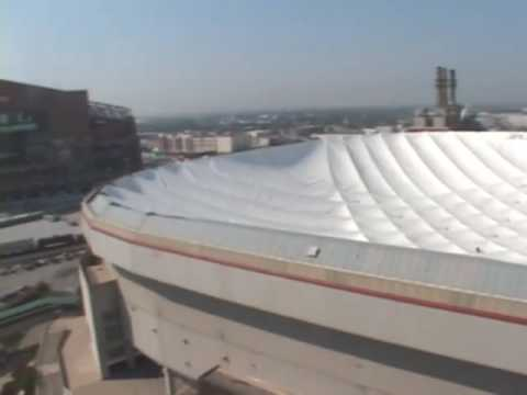 Time Lapse: Fond Fairwell to the RCA Dome