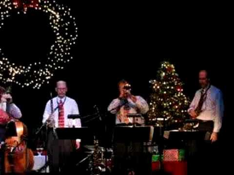 "Banu Gibson ""It`s Christmastime in New Orleans"""