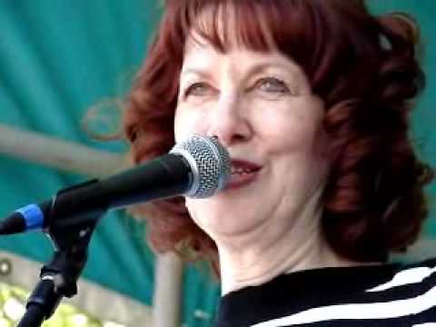 "Banu Gibson & New Orleans Hot Jazz - ""Memphis in June"" - French Quarter Fest, 4/9/10"