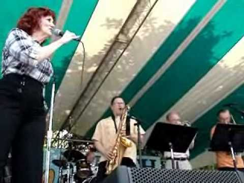 "Banu Gibson - ""Ain`t Misbehavin`"" - French Quarter Festival 4/8/11"